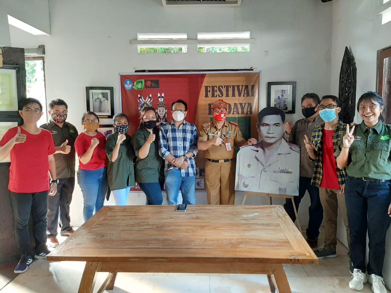 Gelar : Festival Lewu Dayak Kalteng Bercerita, Film Dan Foto