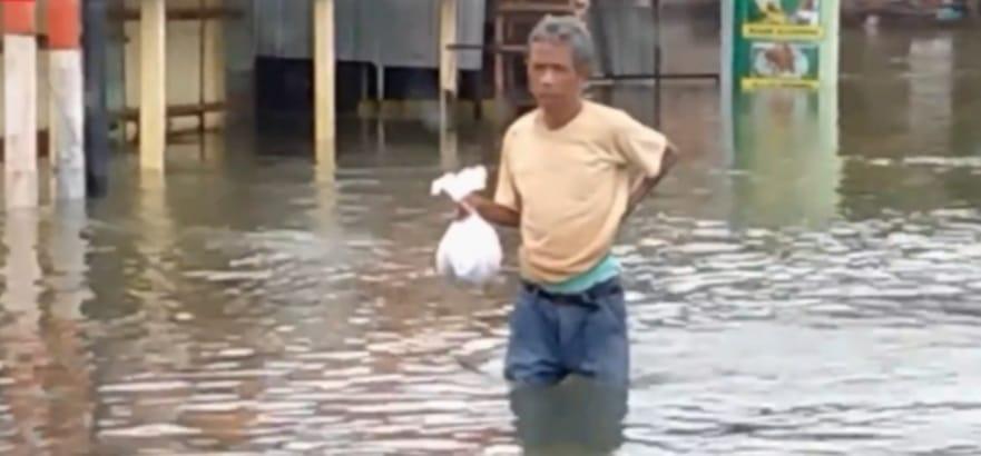 PMI Kalteng, Bantu Bencana Banjir di Prov. Kalsel, Di Instruksikan Gubernur Kalteng