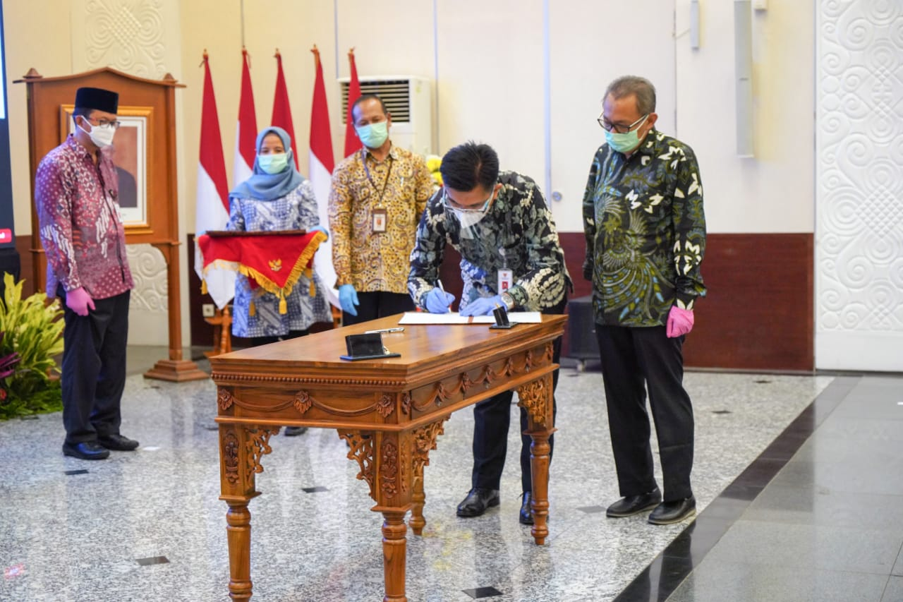 Menteri Suharso ingin Knowledge-Based Policy Menjadi Kekuatan dan Karakter Bappenas