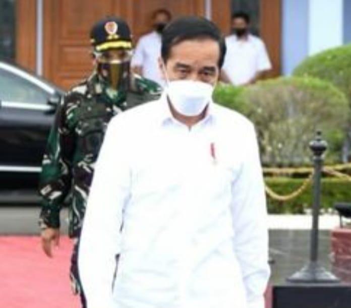 Perpes Nomor 7 Tahun 2021 diteken Presiden Joko Widodo