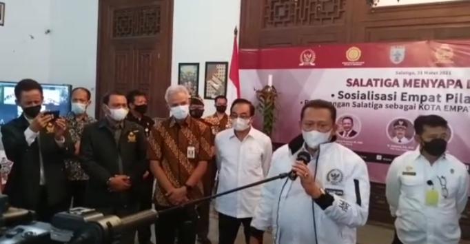 Perbumma Adat Nusantara Percepat Konsolidasi Program Di Jawa Tengah