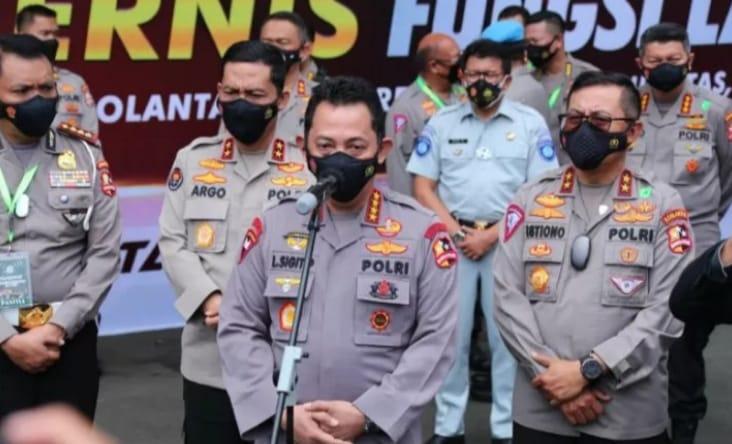 Saluran call center 110 di Seluruh Wilayah Indonesia, Segera diresmikan Kapolri