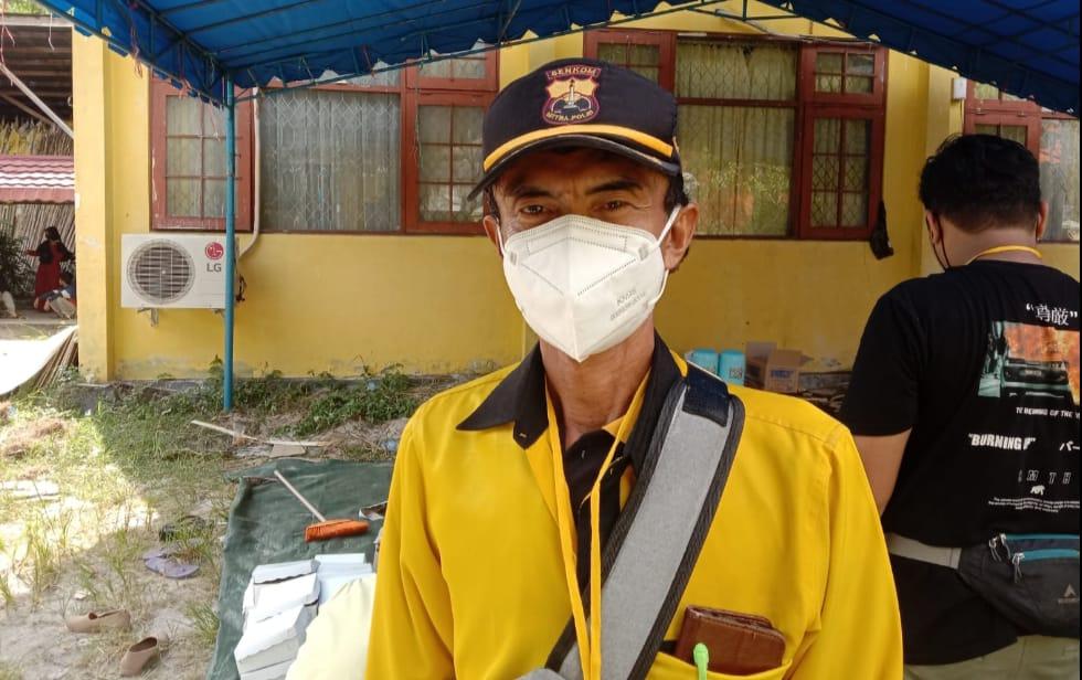 DPD Golkar Provinsi Kalteng, Bagi Bagi  Daging Hewan Qurban.
