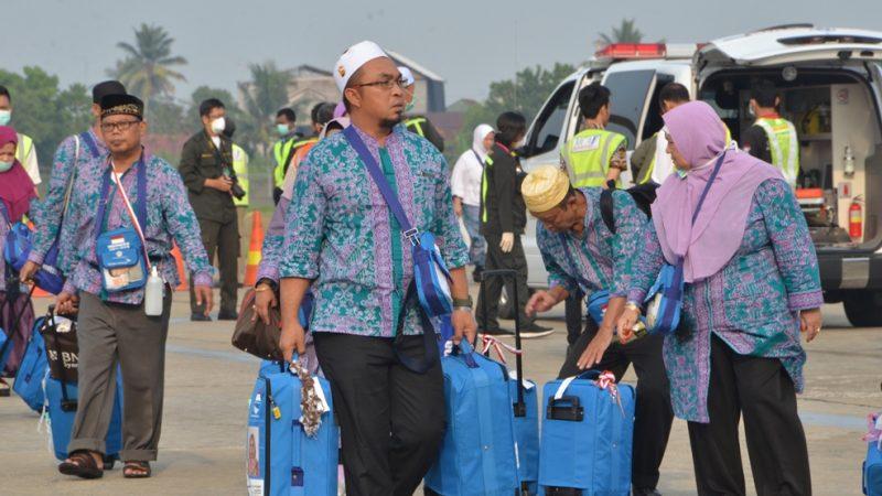Minat Masyarakat Kalteng Naik Haji Ditengah Pandemi Covid-19.