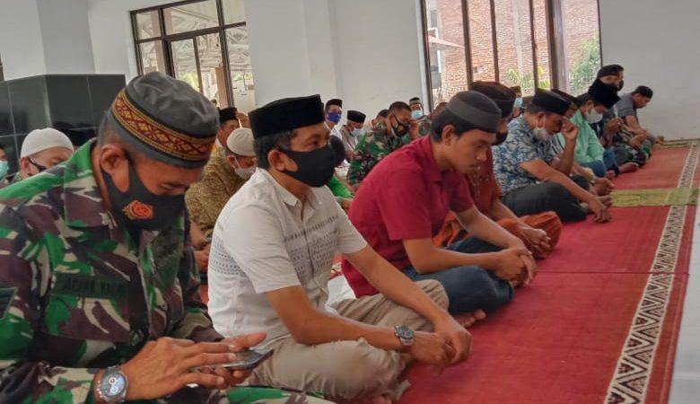 Camat Polombangkeng Ajak Warga Disiplin Wajib Pajak, Dan Tertib Prokes