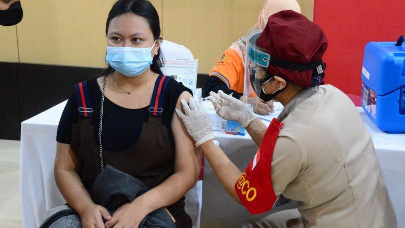 1.398 Orang se-Kalteng Vaksinasi Bagi Ibu Hamil, Ini Ujar dr. Suyuti Syamsul