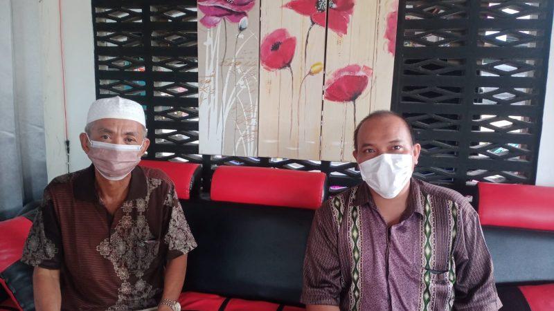 Drs. H. Jainudin Sapri Bebas Dugaan Tindak Pidana Korupsi