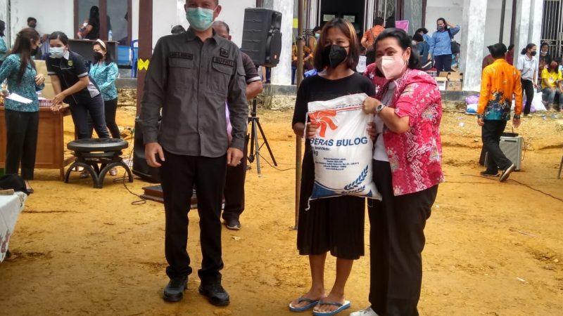 Baksos di Desa Tumbang Sian, Pencegahan Stunting