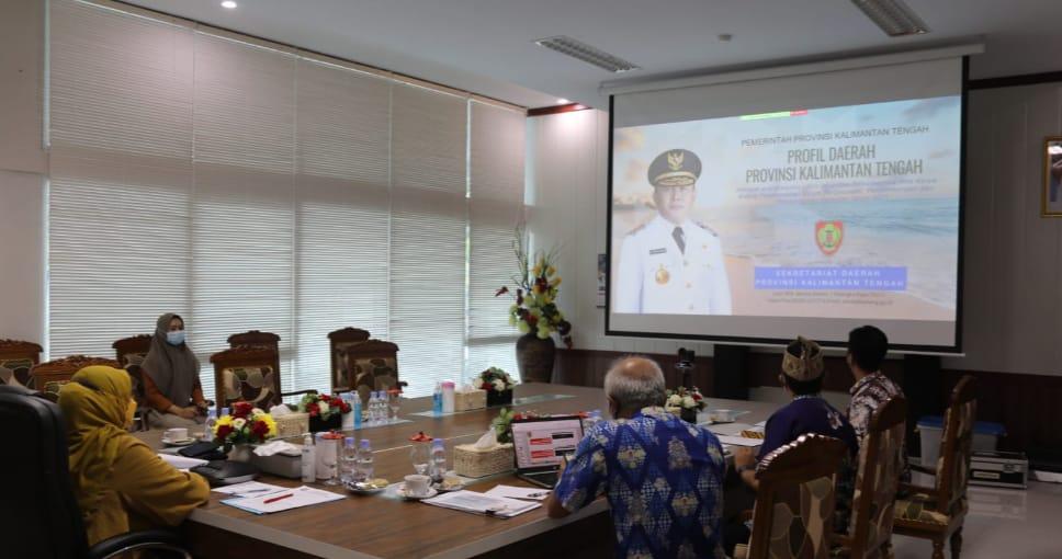 Gubernur Kalteng Diusulkan Terima Penghargaan Bidang Pembangunan Kelautan