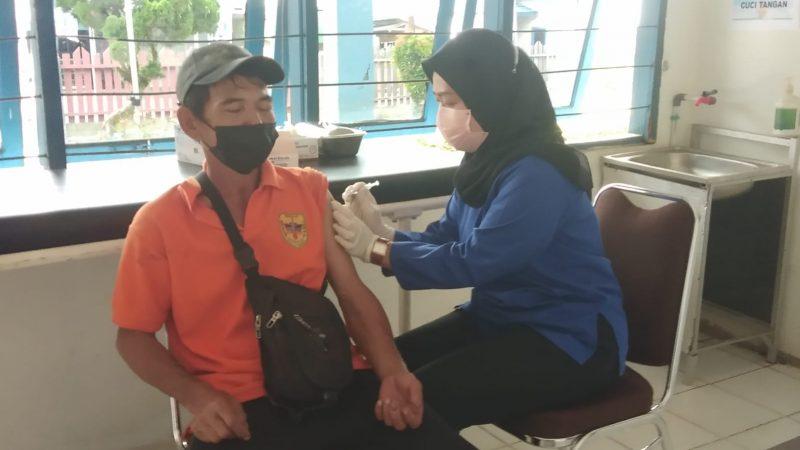 RSUD Kuala Kurun Gelar Vaksinasi 144 AstraZeneca