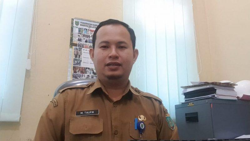 DPUPR Barsel Tegaskan Pekerja dan Kontraktor agar Selalu mengguna K3