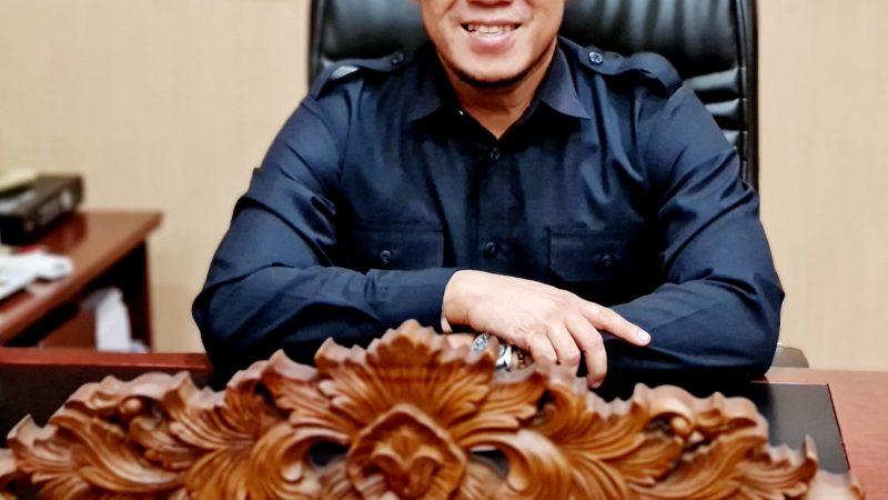 Waket l dan Ketua Fraksi Gerindra, Dirgahayu Tabengan ke 12 Tahun Semoga Sukses Selalu Dalam Menyajikan Berita-Berita