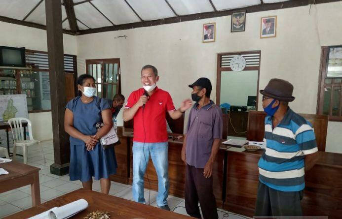 Junarso Sosialisasikan Progam Bantuan Sosial Asistensi Keluarga Miskin